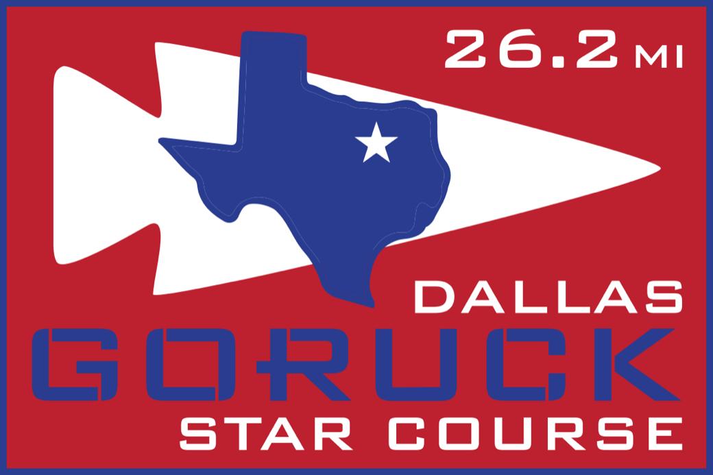 Star Course - 26.2 Miler: Dallas, TX 10/16/2021 06:00