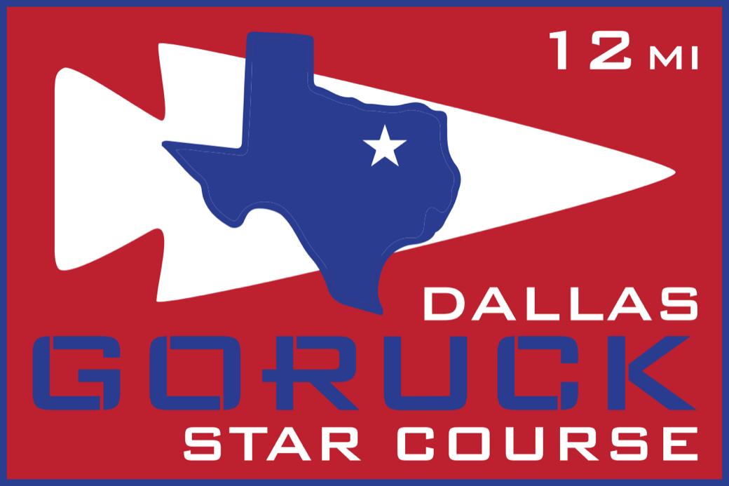 Star Course - 12 Miler: Dallas, TX 10/16/2021 12:00