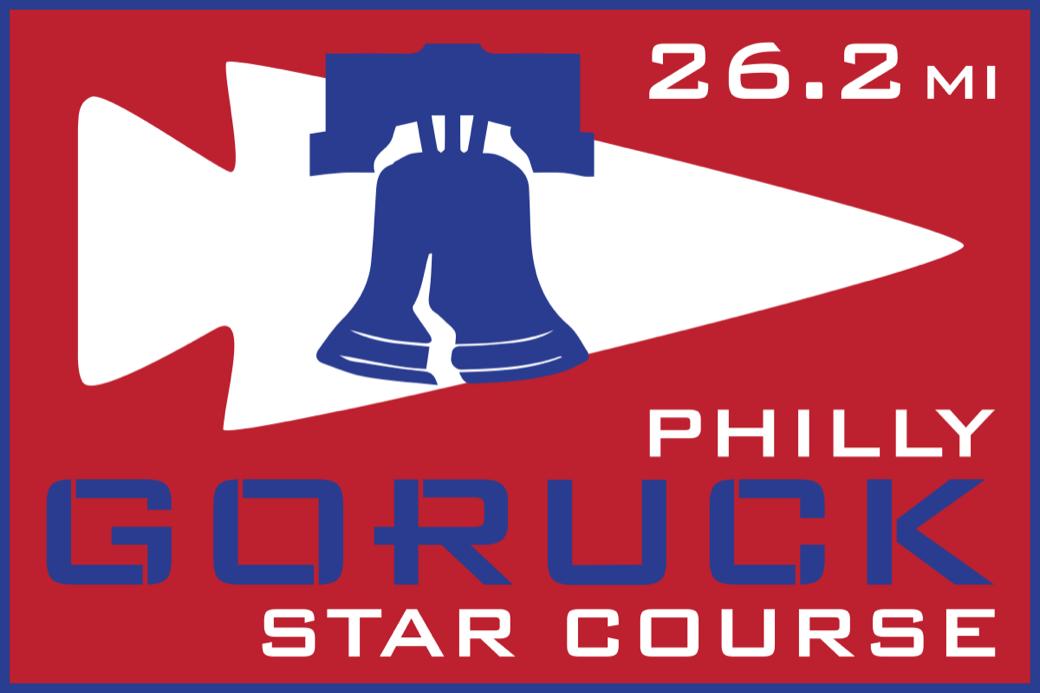 Star Course - 26.2 Miler: Philadelphia, PA 10/23/2021 06:00
