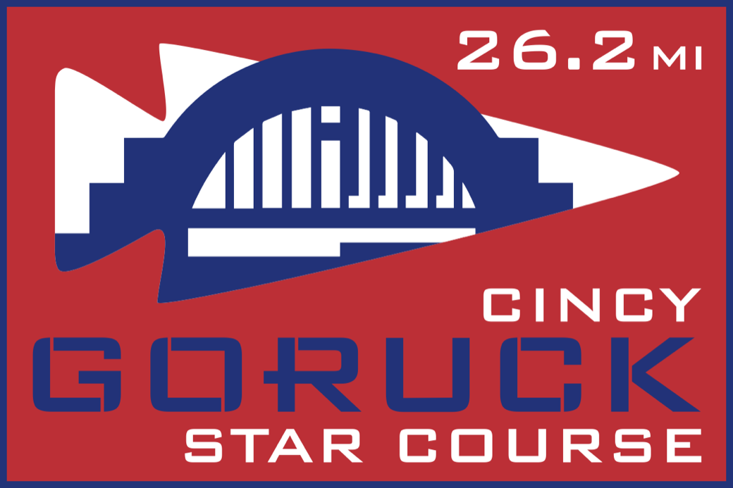 Star Course - 26.2 Miler: Cincinnati, OH 09/18/2021 06:00