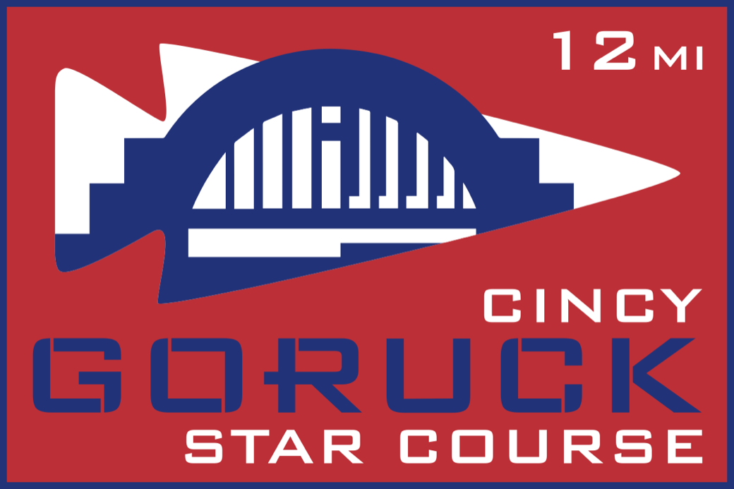 Star Course - 12 Miler: Cincinnati, OH 09/18/2021 12:00