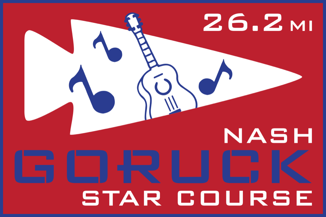 Star Course - 26.2 Miler: Nashville, TN 11/06/2021 06:00