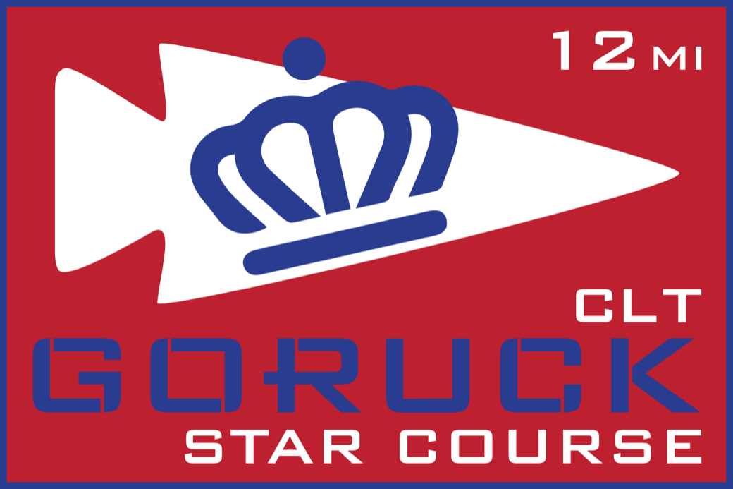 Star Course - 12 Miler: Charlotte, NC 06/26/2021 12:00