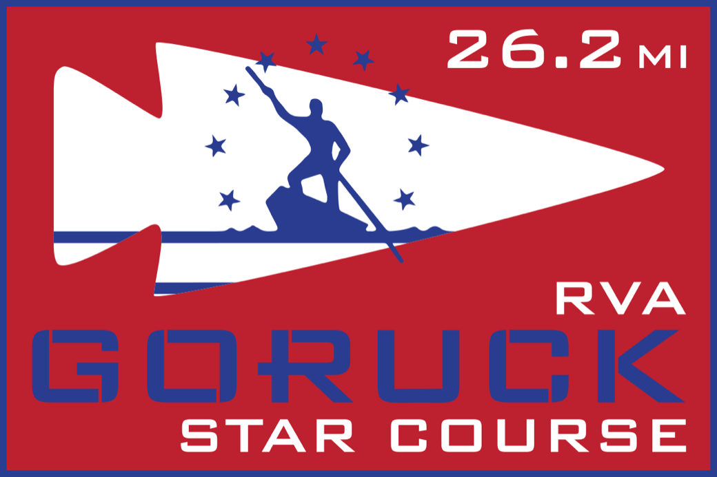 Star Course - 26.2 Miler: Richmond, VA 03/27/2021 06:00