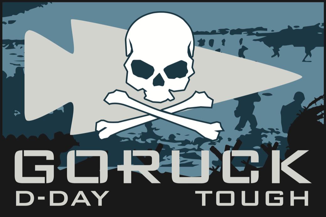 Tough Challenge: Normandy, France 06/04/2021 05:00