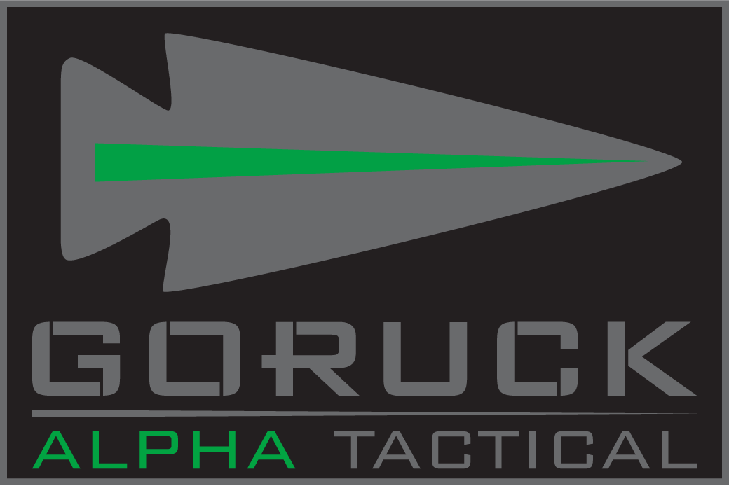 GORUCK Shooter: Greenville, SC 04/18/2021 08:00