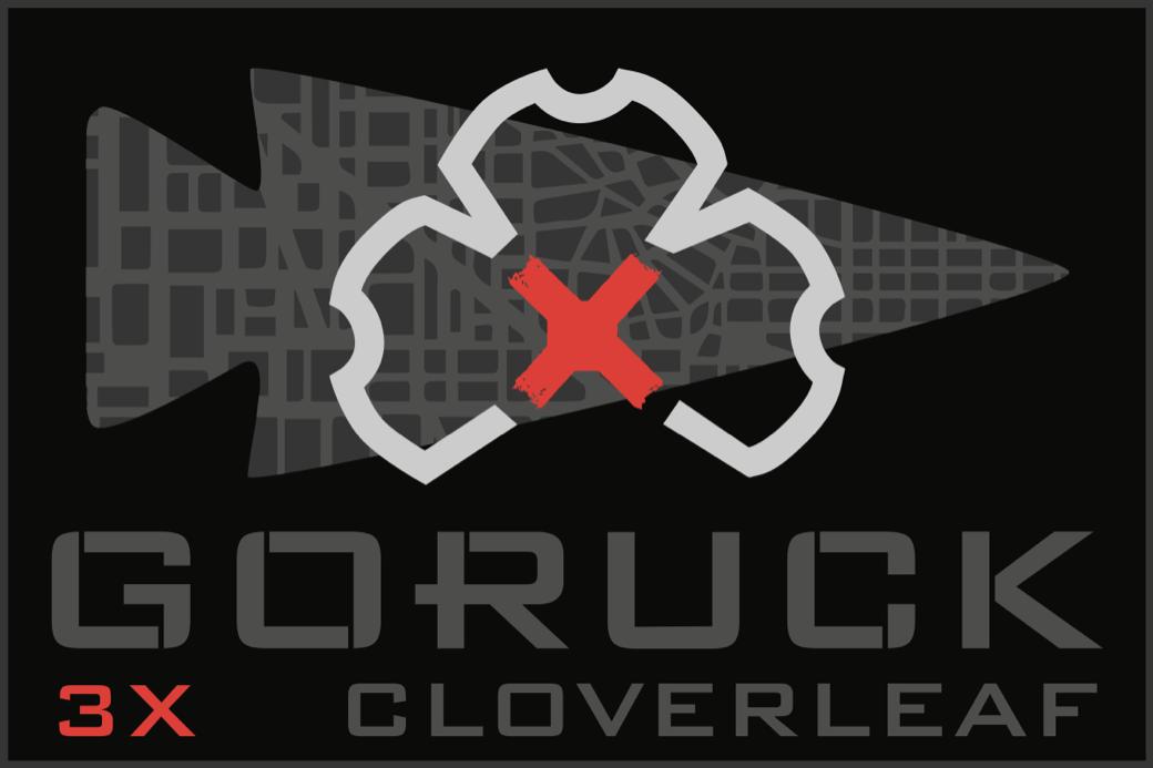 GORUCK Cloverleaf: San Diego, CA 08/08/2021 08:00
