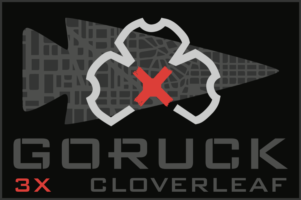 GORUCK Cloverleaf: Dallas, TX 07/04/2021 08:00
