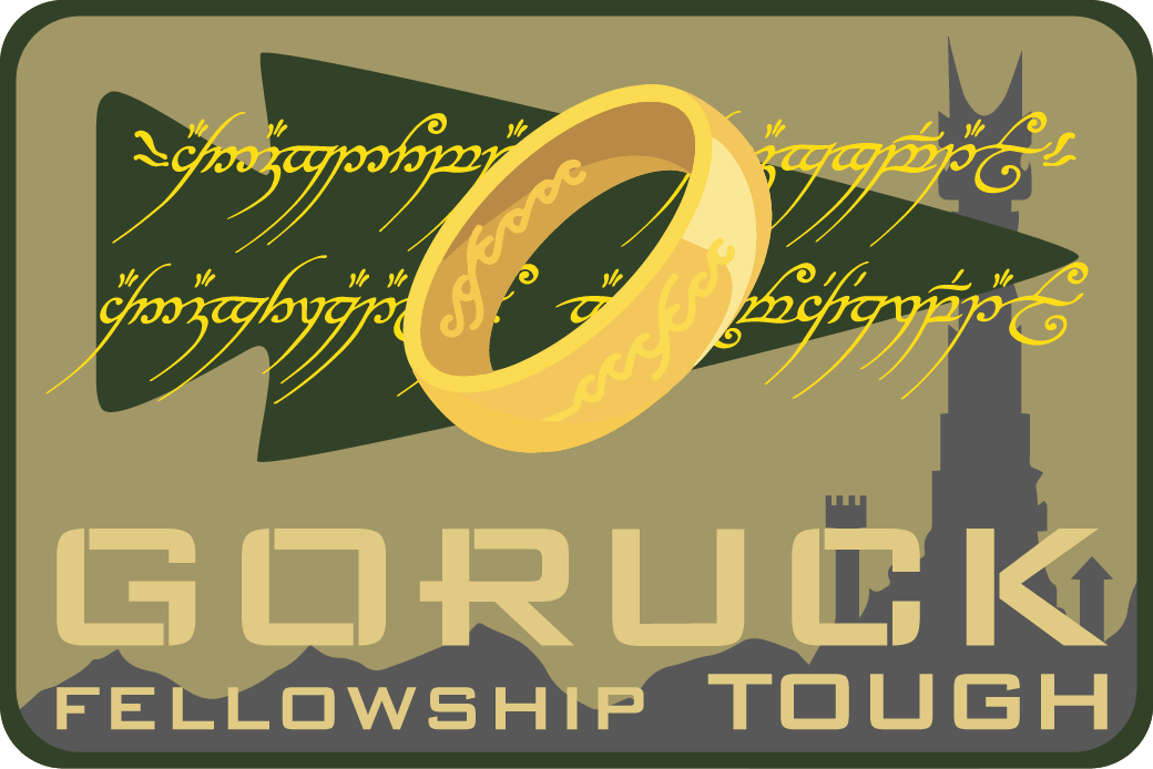 Public Custom Tough: Pittsburgh, PA (Lord of the Rings) 06/12/2021 21:00