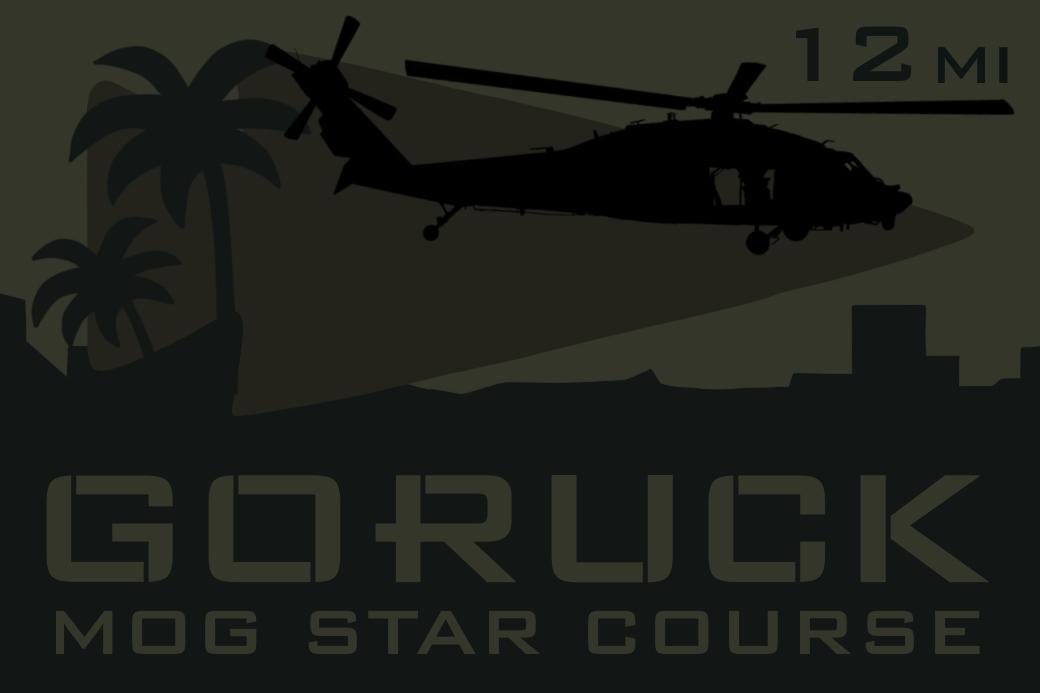 Star Course - 12 Miler: Jacksonville Beach, FL (MOG Mile Edition) 10/02/2021 00:00