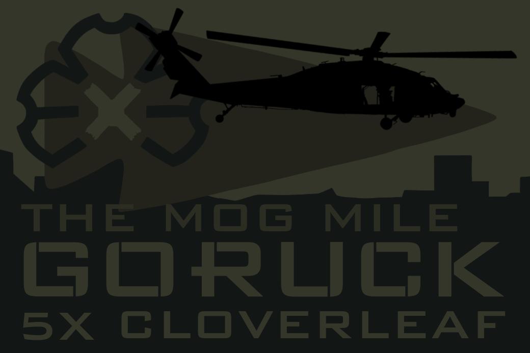 GORUCK Cloverleaf: Jacksonville Beach, FL (MOG Mile Edition) 10/02/2021 07:00
