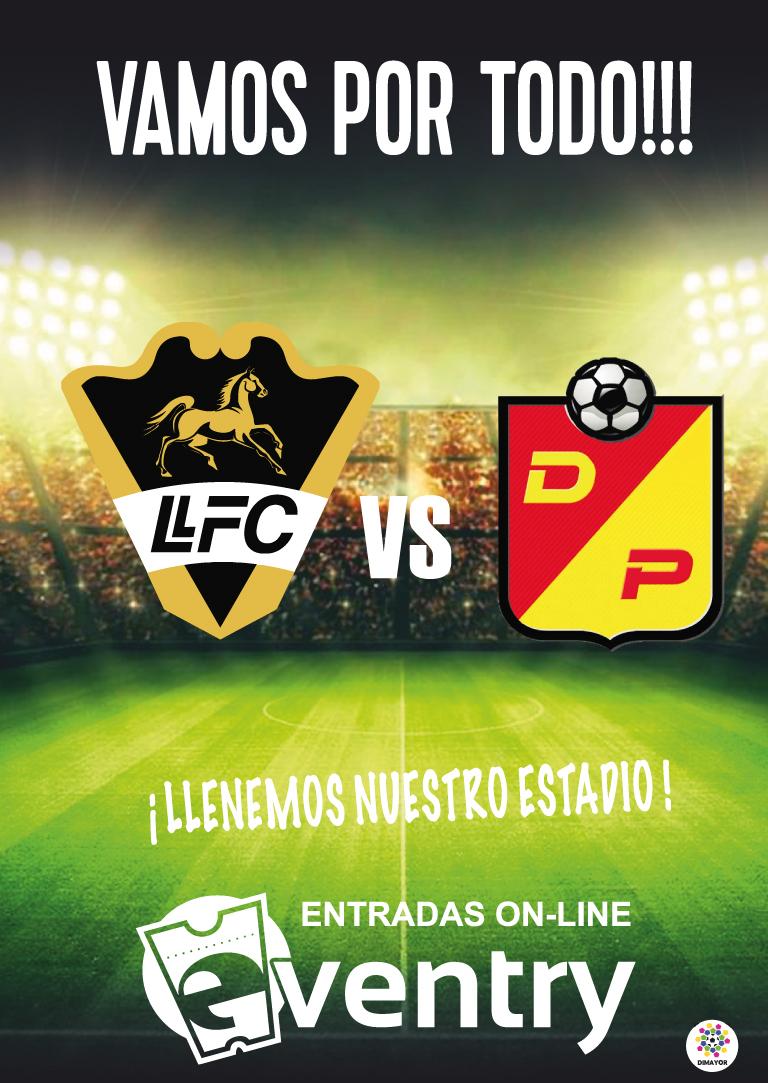 LLANEROS F.C. VS DEPORTIVO PEREIRA