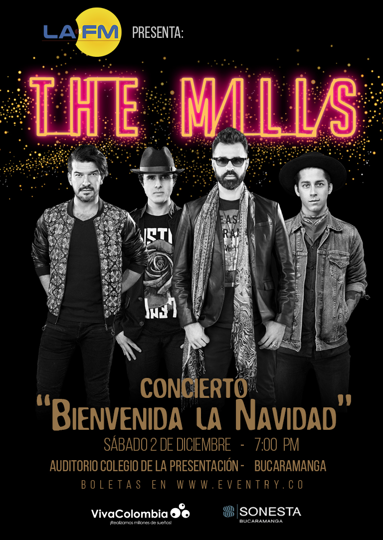 THE MILLS EN BUCARAMANGA