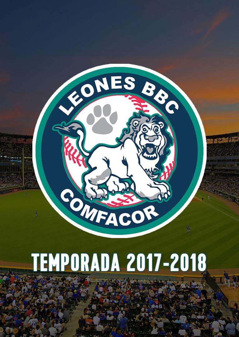 LEONES DE MONTERÍA (TEMPORADA 2017-2018)