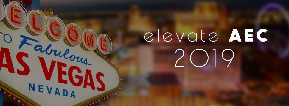 Elevate AEC Conference | Las Vegas
