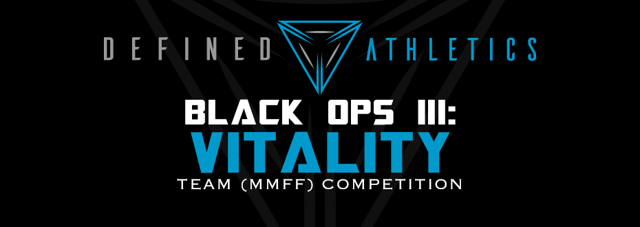 Black Ops III Vitality