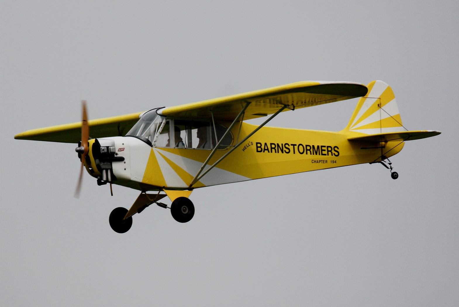Barnstormers Over Champaign 2016