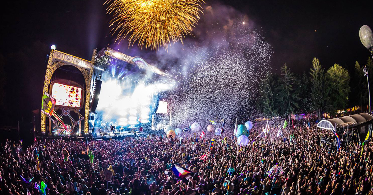 Edm Festivals 2018 2019 Electronic Music Festivals