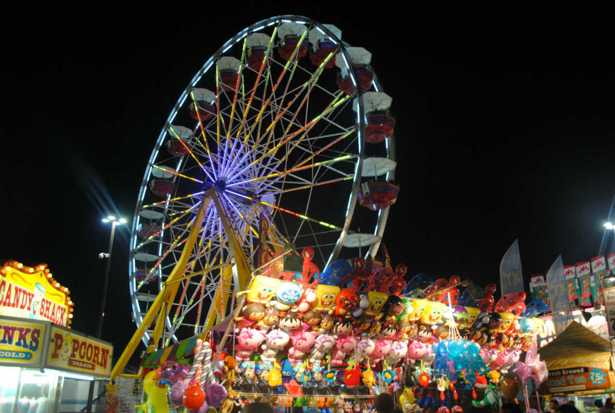 Texas state fair dates 2019 in Australia