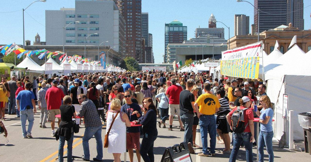 Festivals In Iowa 2018 2019 Iowa Festivals Everfest