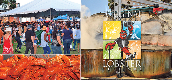 Long Beach Ca Lobsterfest
