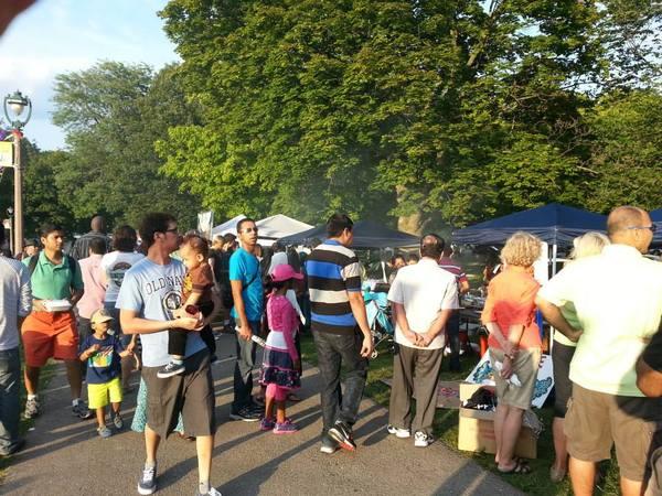 Sun Prairie Corn Fest Car Show