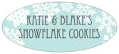 Snowflake Policy oval labels