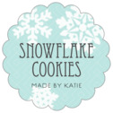 Snowflake Policy scallop labels