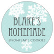 Snowflake Policy small round labels