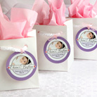 baptism gift bags and boxes