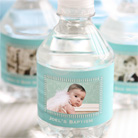 baptism bottled water