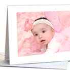baptism custom note cards