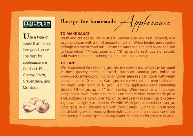 how to make applesauce without a food mill