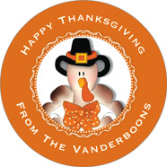 happy thanksgiving vanderboons