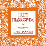 happy thanksgiving the jones