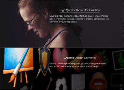 Gimp free download Screenshot