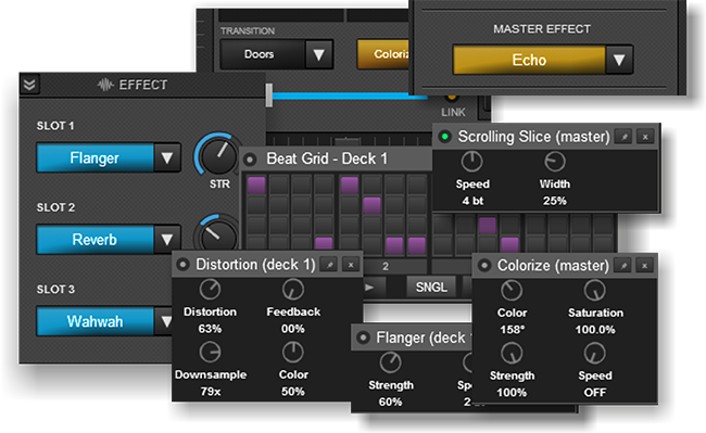 Virtual DJ 8 Free Download Screenshot