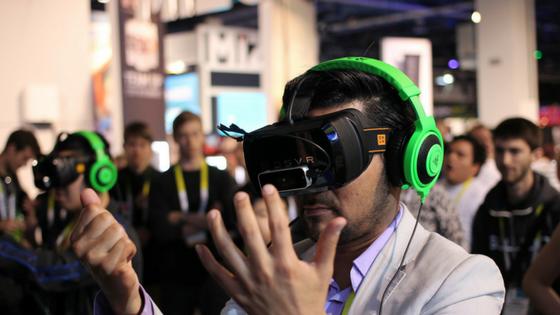 Top Virtual Reality Games