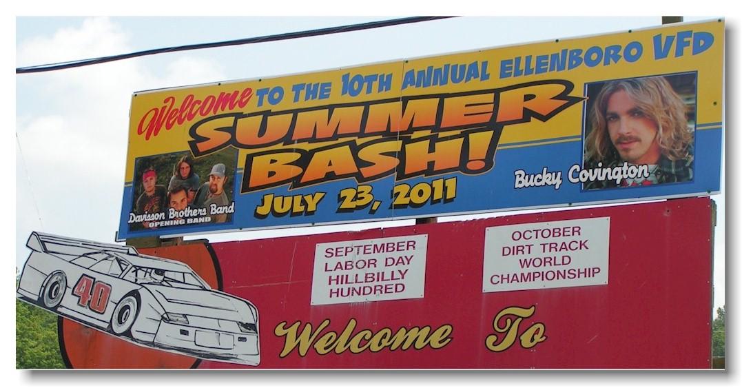 2011 Summer Bash Billboard