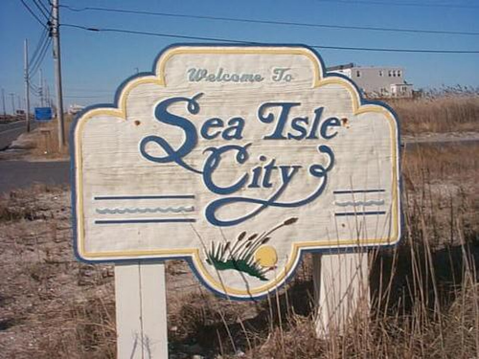 Sea Isle City, NJ logo