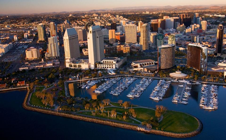 San Diego, CA logo