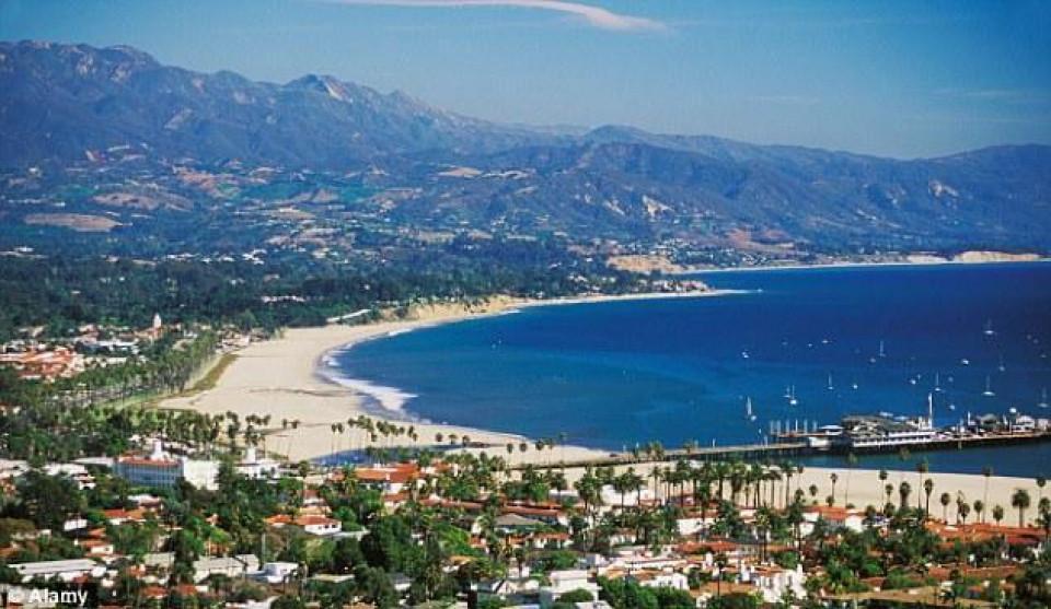 Santa Barbara, CA logo