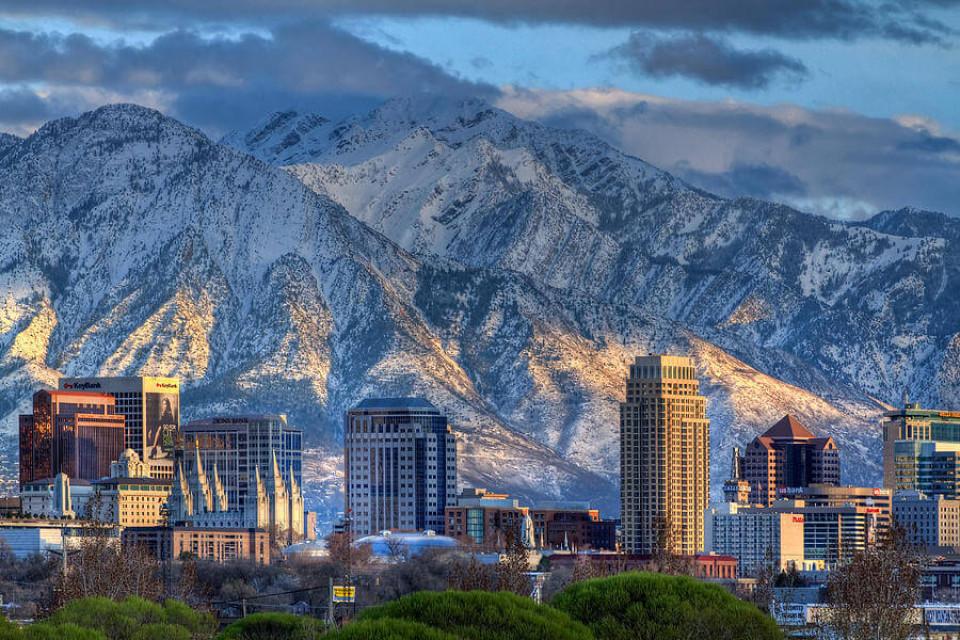Salt Lake City, UT logo