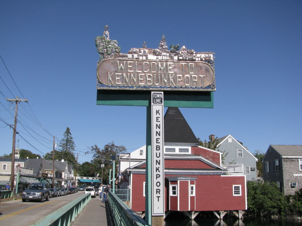 Kennebunkport, ME logo