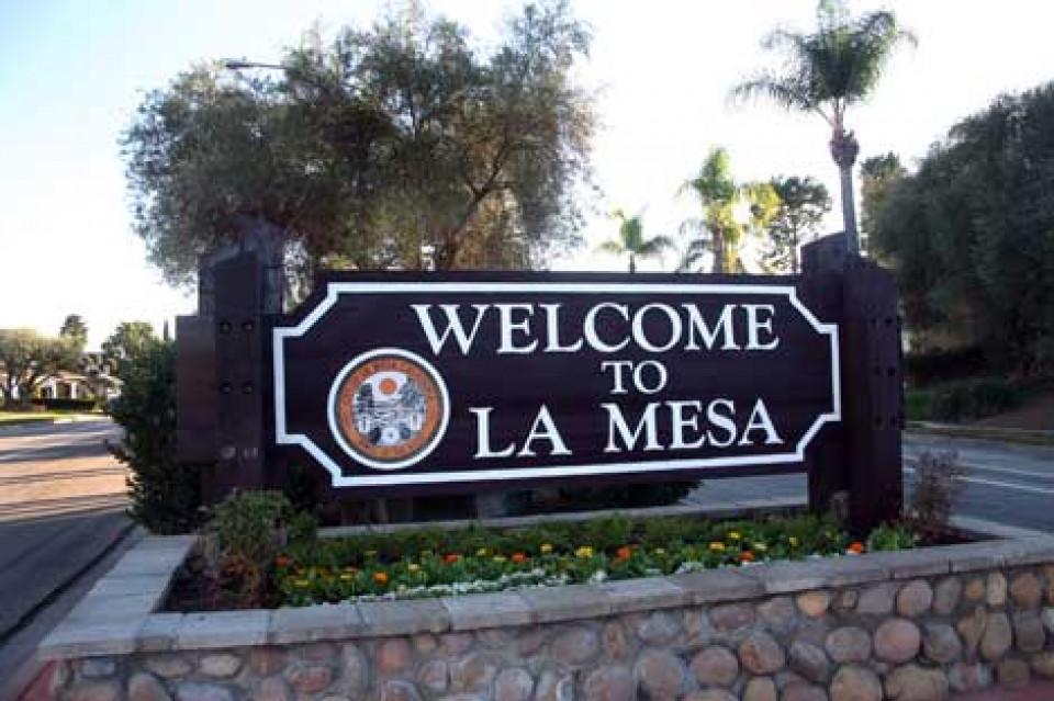 La Mesa, San Diego, CA logo