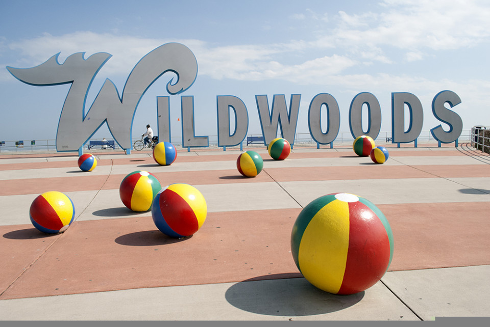 Wildwood, NJ logo