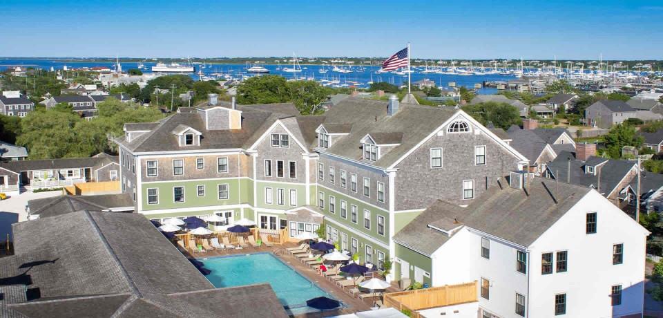 The Nantucket Hotel logo