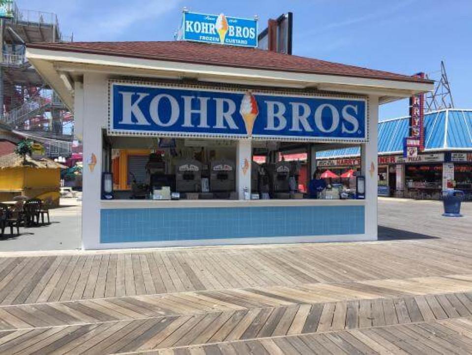Kohr Bros logo