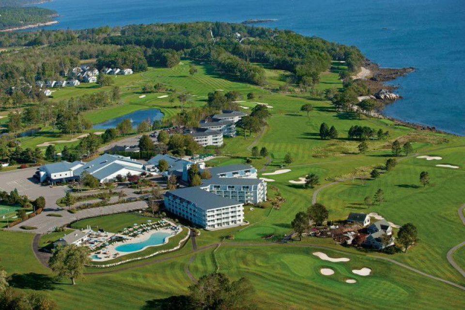 Samoset Resort logo