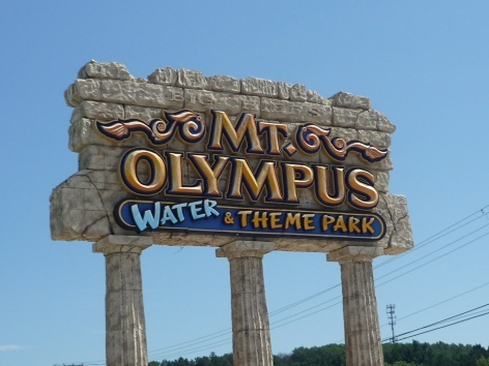 Mt. Olympus Resorts logo